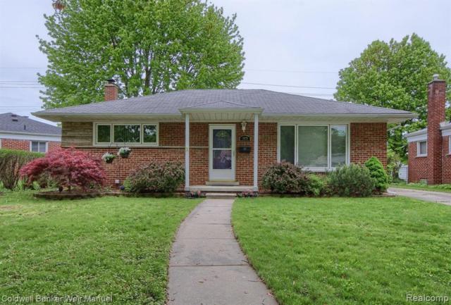 2323 Pinetree Drive, Trenton, MI 48183 (#219047785) :: Duneske Real Estate Advisors