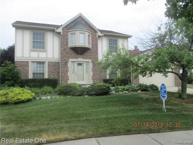 25553 Keenan Court, Novi, MI 48375 (#219047787) :: Team Sanford