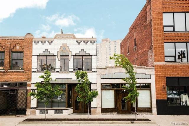 1428 Gratiot Avenue, Detroit, MI 48207 (MLS #219047794) :: The Toth Team