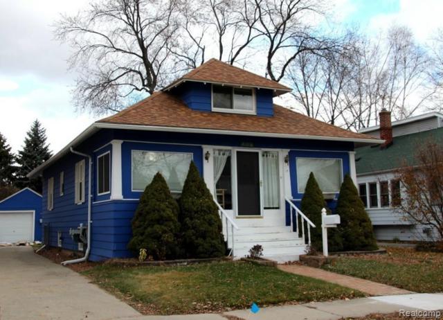 706 Louis Avenue, Royal Oak, MI 48067 (#219047864) :: The Alex Nugent Team | Real Estate One