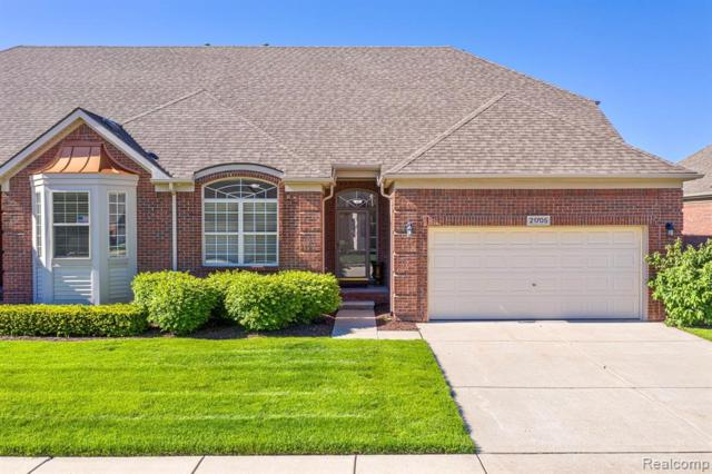 21705 Mary Rose Drive, Macomb Twp, MI 48044 (MLS #219047871) :: The Toth Team
