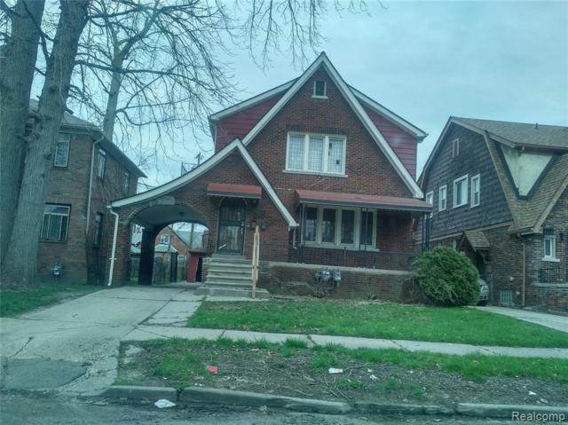 5261 Courville Street, Detroit, MI 48224 (MLS #219047873) :: The Toth Team
