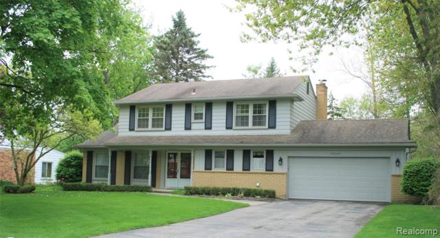 29234 Oak Point Drive, Farmington Hills, MI 48331 (#219047887) :: The Alex Nugent Team | Real Estate One