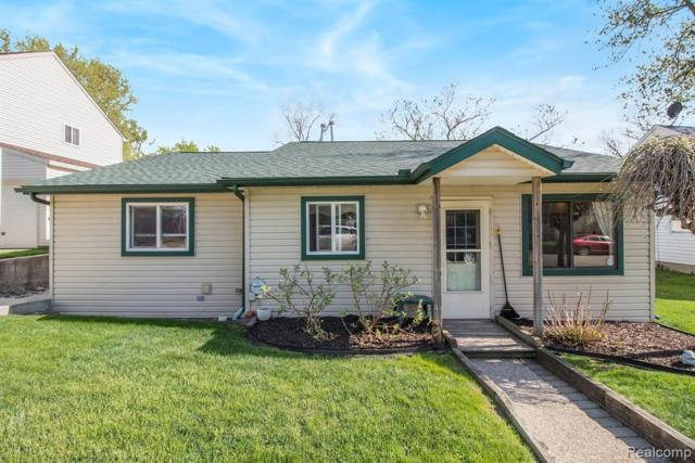 1063 Lakeview Street, Waterford Twp, MI 48328 (#219047899) :: RE/MAX Classic