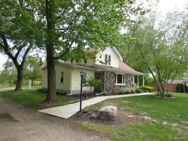 1820 Brewer Road, Howell Twp, MI 48855 (#219047911) :: RE/MAX Nexus