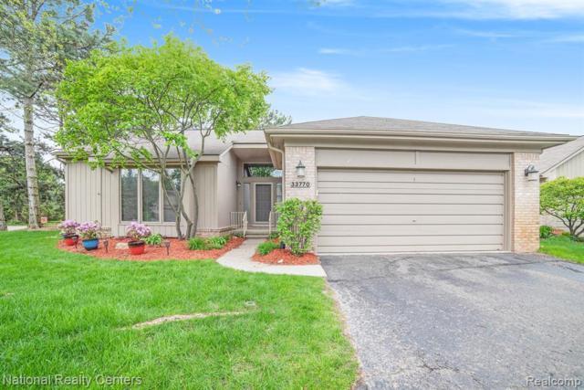 33770 Vista Drive, Farmington Hills, MI 48331 (#219047958) :: The Buckley Jolley Real Estate Team