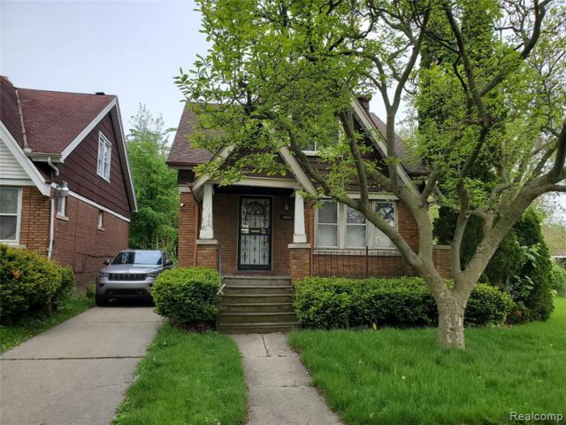 18543 Wexford Street, Detroit, MI 48234 (MLS #219047994) :: The Toth Team