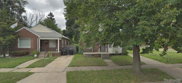 8510 Sussex Street, Detroit, MI 48228 (#219047998) :: The Alex Nugent Team | Real Estate One
