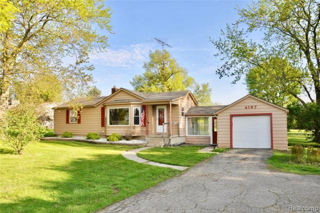 4167 E Hill Road, Grand Blanc Twp, MI 48439 (#219048003) :: The Buckley Jolley Real Estate Team