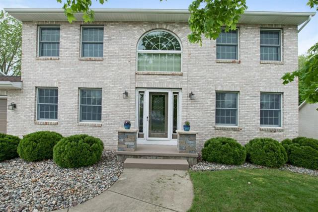 11795 Shady Pines Drive, Oneida Twp, MI 48837 (MLS #630000236784) :: The Toth Team