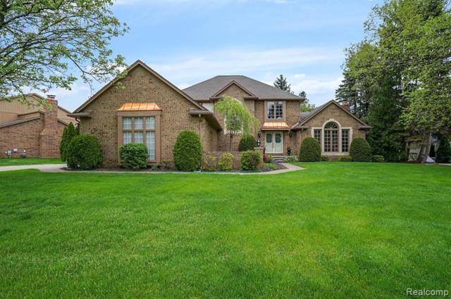 3680 Summit Ridge Drive, Rochester Hills, MI 48306 (#219048009) :: RE/MAX Classic