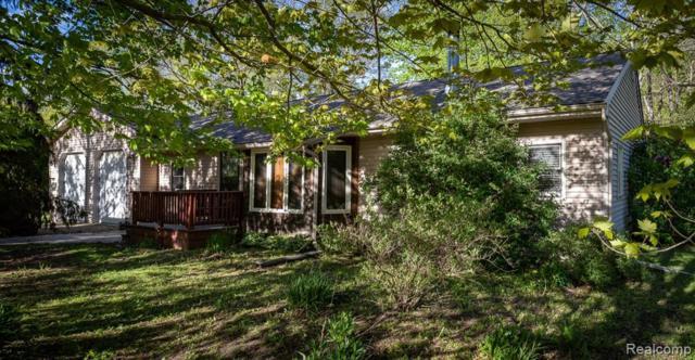 500 W Norway Lake Road, Deerfield Twp, MI 48446 (#219048025) :: RE/MAX Nexus
