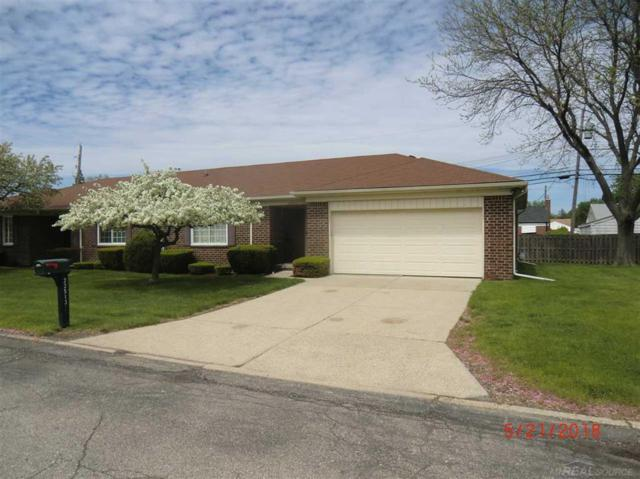 22513 Shoreview Ct. #24, Saint Clair Shores, MI 48082 (MLS #58031380826) :: The Toth Team