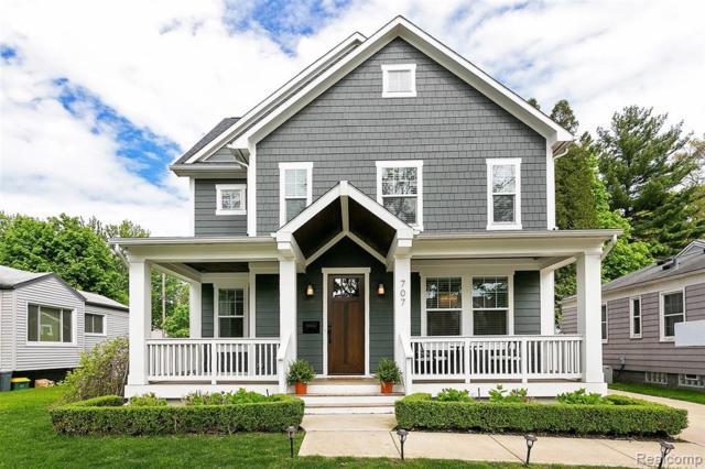 707 S Altadena Avenue, Royal Oak, MI 48067 (#219048039) :: RE/MAX Classic