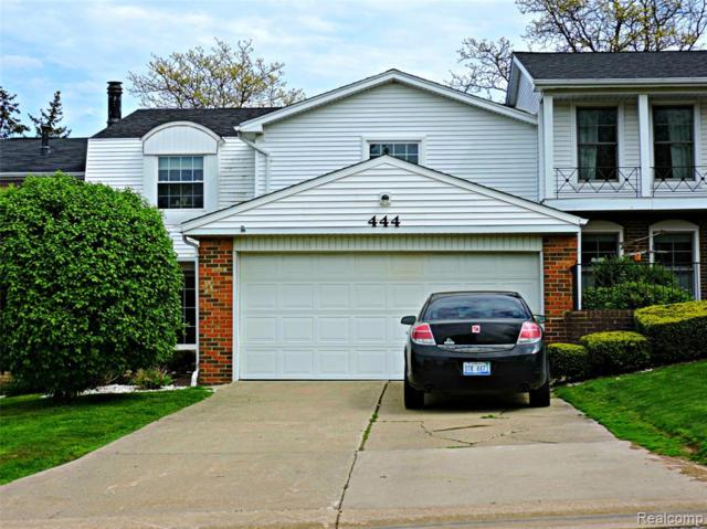 444 Ashley Drive, Grand Blanc, MI 48439 (#219048059) :: The Buckley Jolley Real Estate Team