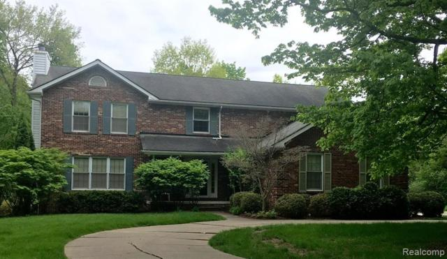 19849 Pierson Drive, Northville Twp, MI 48167 (#219048079) :: RE/MAX Classic