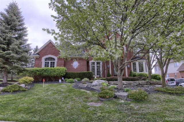 1091 Clear Creek Drive, Rochester Hills, MI 48306 (#219048112) :: Team DeYonker