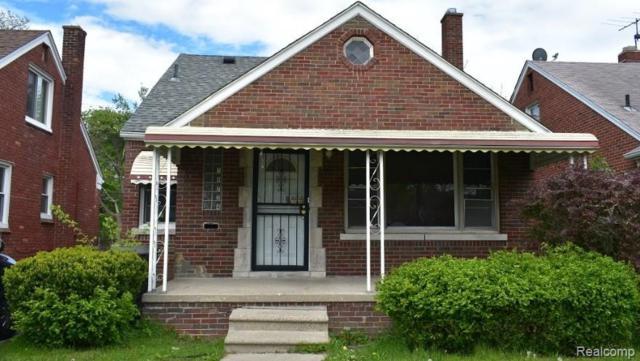 19724 Barlow Street, Detroit, MI 48205 (#219048114) :: Team Sanford