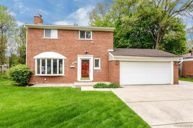 19830 Dorset Street, Southfield, MI 48075 (MLS #219048152) :: The Toth Team
