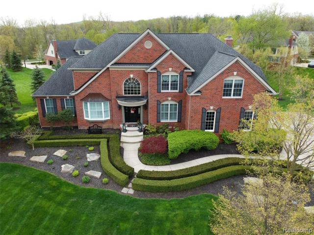 50529 Eagles Nest, Northville Twp, MI 48168 (#219048153) :: RE/MAX Classic