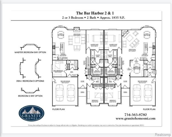 13122 Harbor Landings Dr, Fenton Twp, MI 48430 (#219048166) :: The Buckley Jolley Real Estate Team