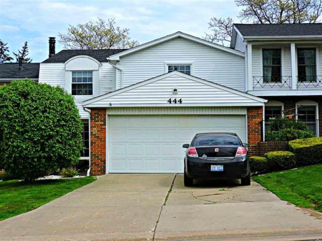 444 Ashley Drive, Grand Blanc, MI 48439 (#5031380872) :: The Buckley Jolley Real Estate Team