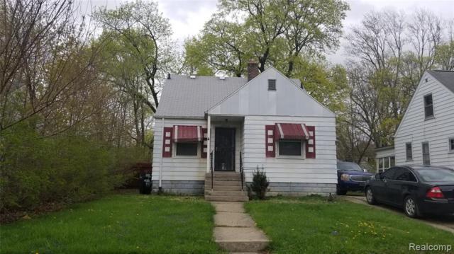 16726 Bramell Street, Detroit, MI 48219 (#219048175) :: RE/MAX Classic