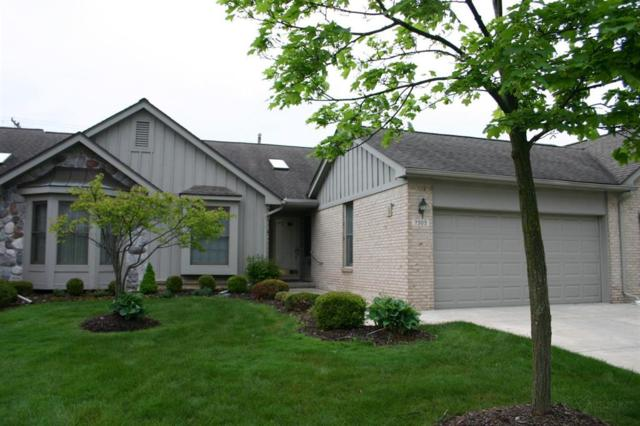 7303 Green Meadow Lane, Canton Twp, MI 48187 (#543265582) :: RE/MAX Classic