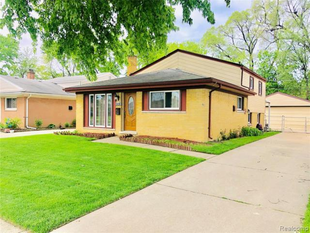 24376 Hanover St, Dearborn Heights, MI 48125 (MLS #219048218) :: The Toth Team
