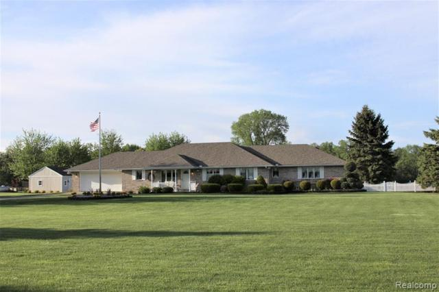 3460 Stewart Road, Frenchtown Twp, MI 48162 (#219048246) :: The Mulvihill Group