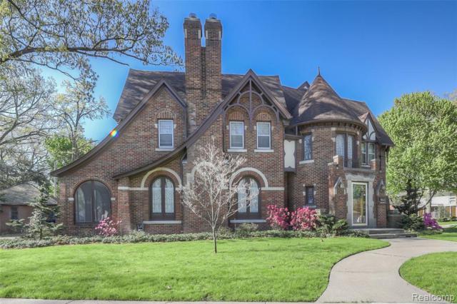 3511 Cambridge Avenue, Detroit, MI 48221 (#219048258) :: The Buckley Jolley Real Estate Team