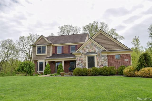49781 Deer Run, Northville, MI 48167 (#219048318) :: RE/MAX Classic