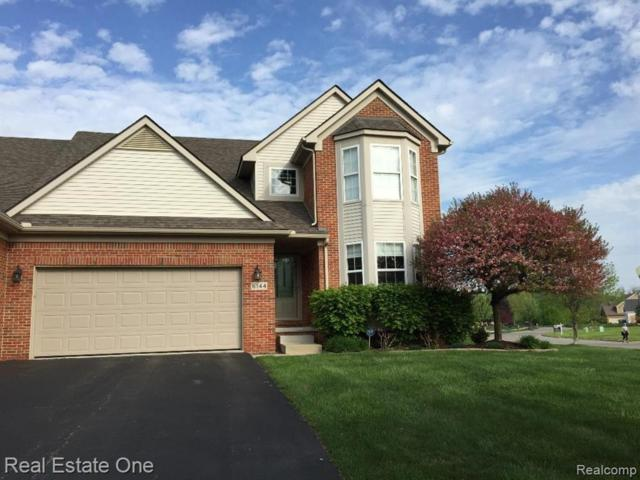6144 Lone Oak Circle #1, Holly Twp, MI 48439 (#219048340) :: Duneske Real Estate Advisors