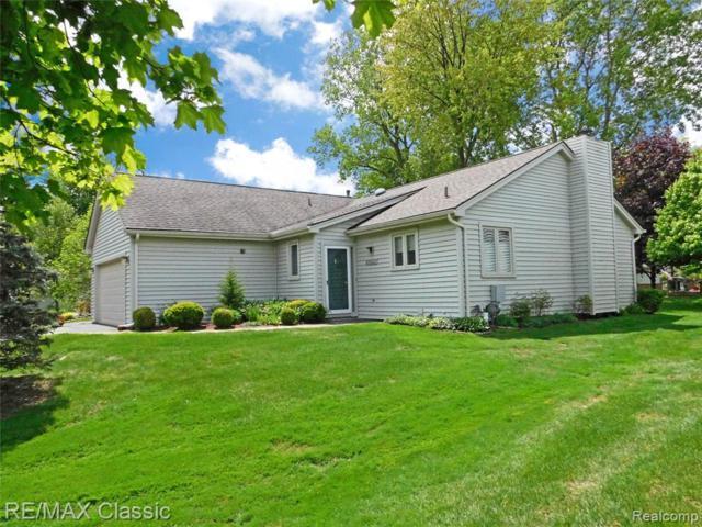 21523 Orchard Lake Rd, Farmington Hills, MI 48336 (#219048345) :: The Buckley Jolley Real Estate Team