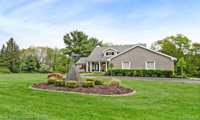 1844 Stonecrest, Milford Twp, MI 48381 (MLS #219048359) :: The Toth Team