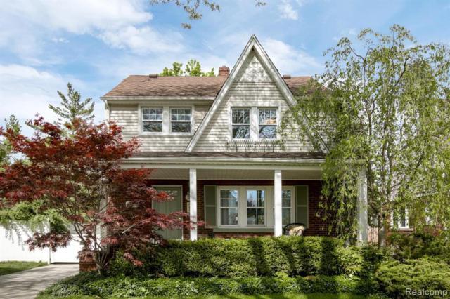 2506 21ST Street, Wyandotte, MI 48192 (#219048364) :: The Buckley Jolley Real Estate Team