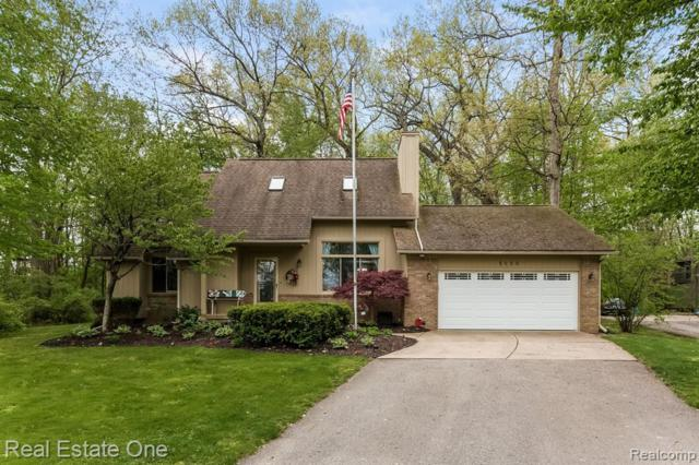 5135 Sassafras Lane, Commerce Twp, MI 48382 (MLS #219048417) :: The Toth Team