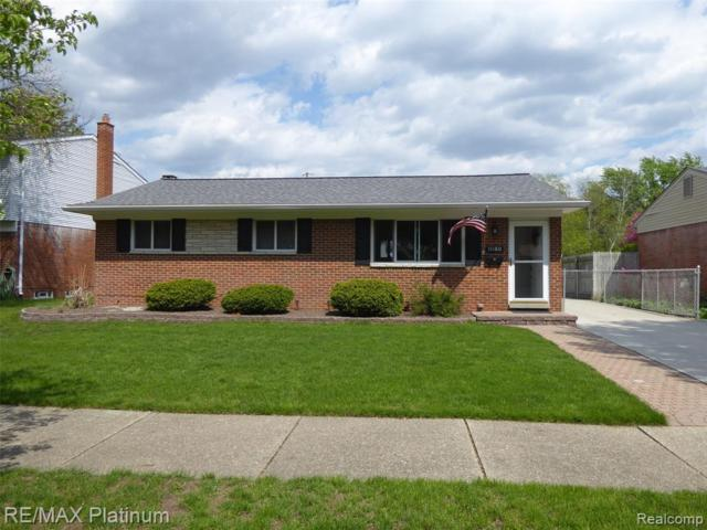 11180 Terry Street, Plymouth Twp, MI 48170 (#219048420) :: Duneske Real Estate Advisors