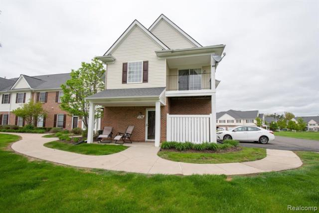 1136 Rial Lake Drive, Howell Twp, MI 48843 (#219048424) :: The Buckley Jolley Real Estate Team