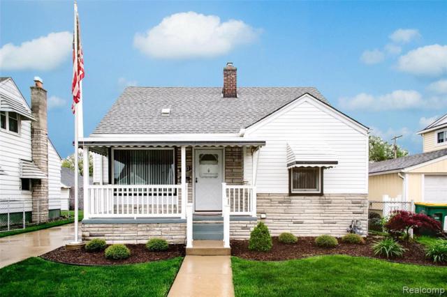 3427 23rd Street, Wyandotte, MI 48192 (#219048432) :: The Buckley Jolley Real Estate Team