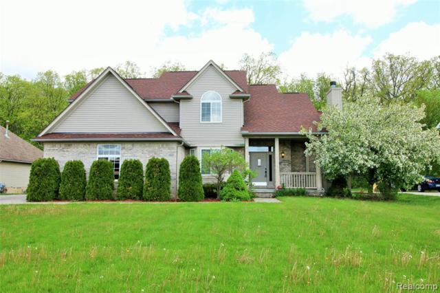 1357 Deer Creek Trail, Mundy Twp, MI 48439 (#219048445) :: The Buckley Jolley Real Estate Team