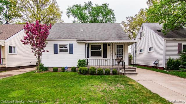 27382 Palmer Boulevard, Madison Heights, MI 48071 (MLS #219048507) :: The Toth Team