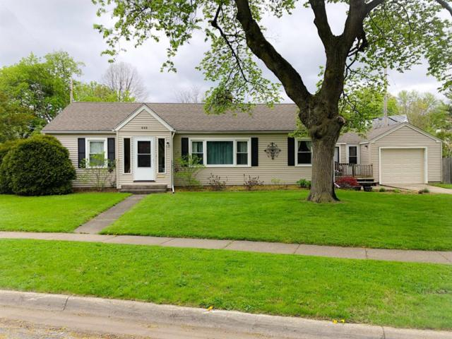 448 Collingwood Drive, East Lansing, MI 48823 (#630000236821) :: The Alex Nugent Team | Real Estate One