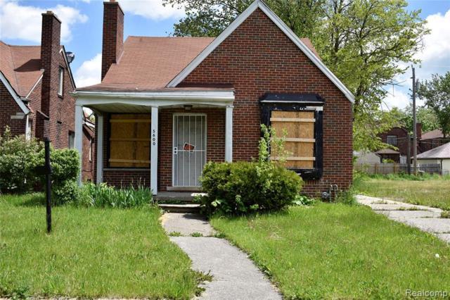 5600 Nottingham Road, Detroit, MI 48224 (#219048521) :: The Buckley Jolley Real Estate Team