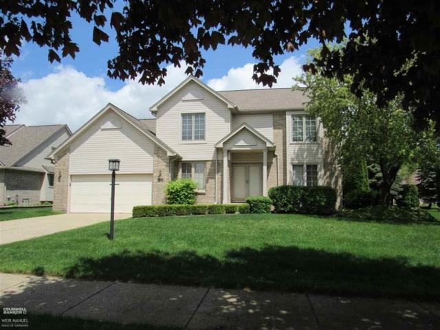 26775 Gena Dr., Chesterfield Twp, MI 48051 (MLS #58031380998) :: The Toth Team