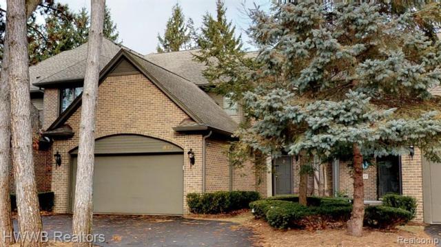 843 Adams Court, Bloomfield Hills, MI 48304 (#219048554) :: RE/MAX Classic
