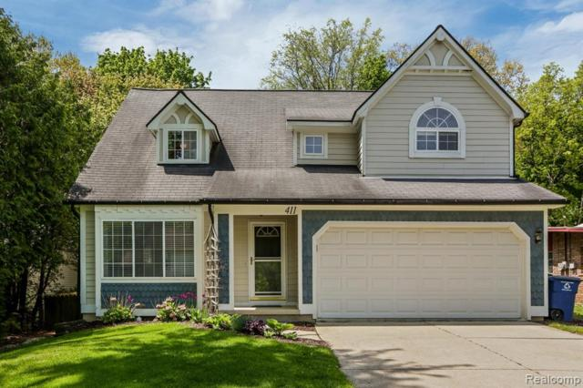 411 Evergreen Drive, Ann Arbor, MI 48103 (#219048572) :: The Buckley Jolley Real Estate Team