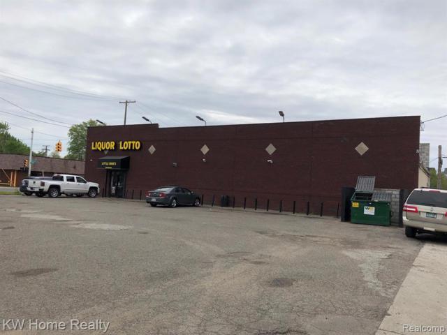 12339 E Mcnichols, Detroit, MI 48205 (MLS #219048576) :: The Toth Team