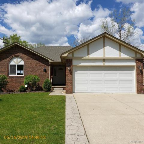 16015 Toulouse Ave, Fraser, MI 48026 (MLS #219048585) :: The Toth Team