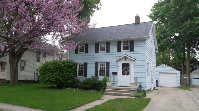 420 Bailey Street, East Lansing, MI 48823 (#630000236831) :: The Alex Nugent Team | Real Estate One